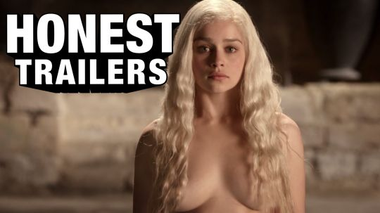 Honest Trailers - Game of Thrones Vol. 1