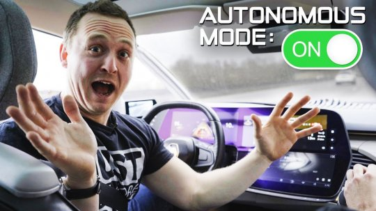 Testing The World's Smartest Autonomous Car (NOT A Tesla)