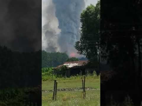 Sakarya'daki Havai Fişek Fabrikasının Patladığı İddia Ediliyor