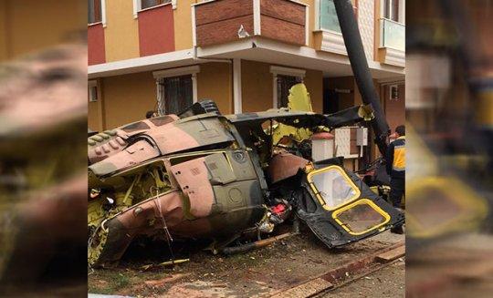 İstanbul helikopter kazası