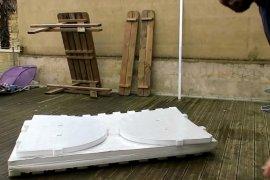 Evsiz Barınağı - Homeless Iglou
