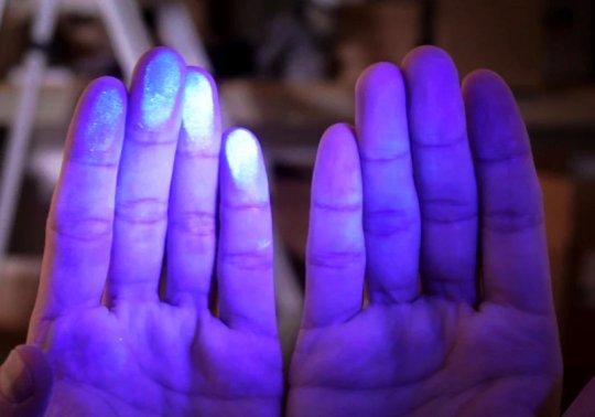 Ultraviyole Boya İle Hırsız Tespit Etmek