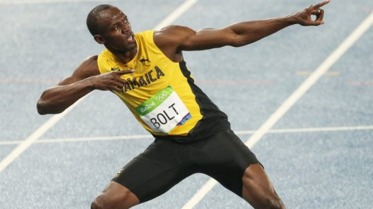 Usain Bolt - Fastest Man