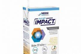 Nestle Oral Impact Vanilya