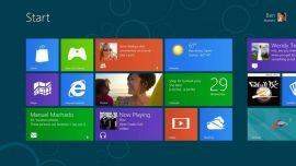 Windows metro arayüz örneği