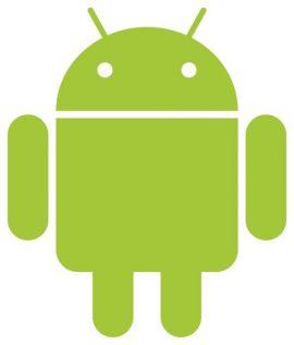 Android işletim sisteminin logosu