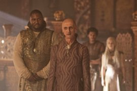 Daenerys Targaryen, Xaro Xhoan Daxos, Pyat Pree, Kovarro