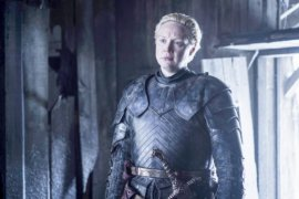 Brienne of Tarth - Game of Thrones (2011)