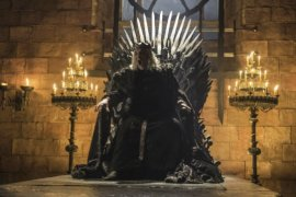 Aerys Targaryen - Game of Thrones (2011)