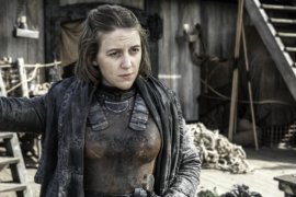 Yara Greyjoy - Game of Thrones (2011)