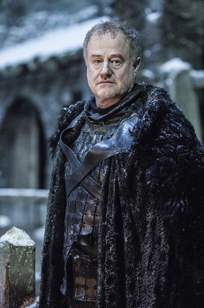 Alliser Thorne - Game of Thrones (2011)