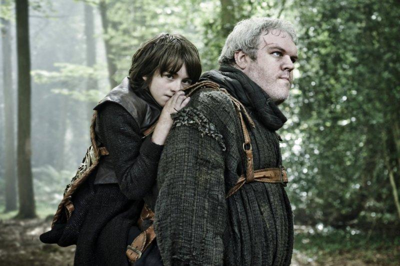 Hodor, Bran Stark - Game of Thrones (2011)
