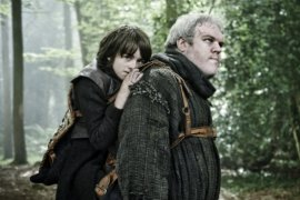 Hodor, Bran Stark - Game of Thrones (2011)