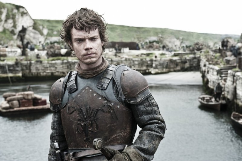 Theon Greyjoy - Game of Thrones (2011)