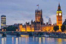 İngiltere - Londra - Parlamento Binası