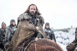 The Hound - Game of Thrones - 7. Sezon