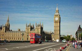 Londradaki popüler parlamento binası