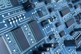 Elektronik Devre, Entegre, Mikroçip
