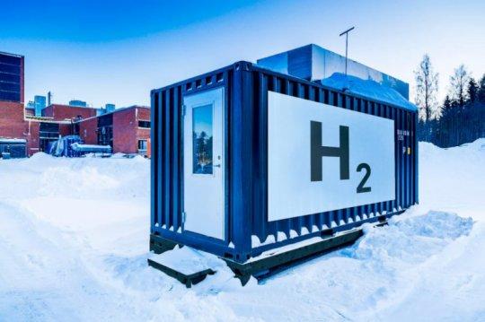 Hidrojen Saklama Alanı