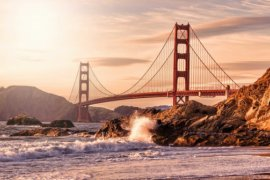 Kaliforniya Golden Gate Köprüsü