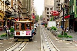 Kaliforniya Sokakları ve Tramvayları