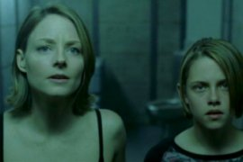 Panik Odası - Joide Foster - Kristen Stewart