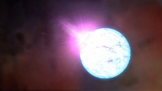 Nötron Yıldızı